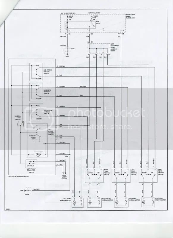 2006 toyota matrix Motor diagram