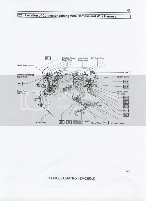gm power window wiring diagram 2008 and later