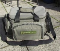 For Sale: Korum Bait and Tackle Bag + ITM Boxes