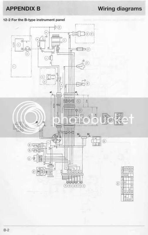 yanmar starter motor wiring diagram