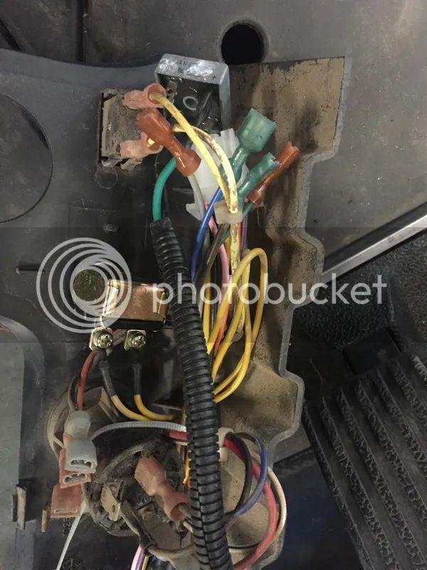 club car wiring diagram horn