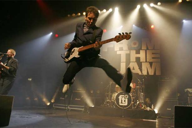 Playing In The Fall Wallpaper The Jam S Bruce Foxton On Making Up With Paul Weller And