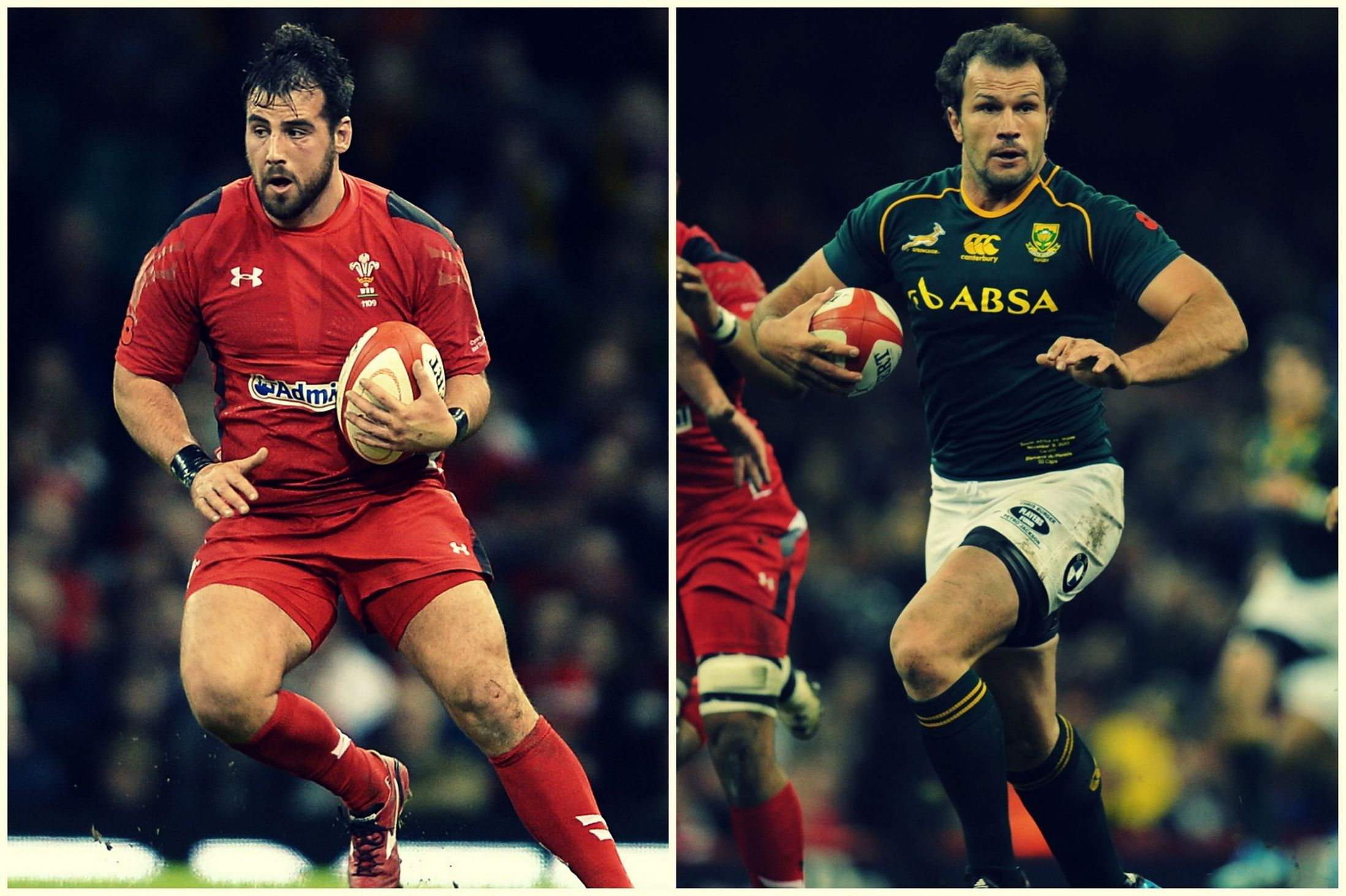 Springbock Hocker Wales Vs South Africa Hooker Scott Baldwin Relishing Challenge Of
