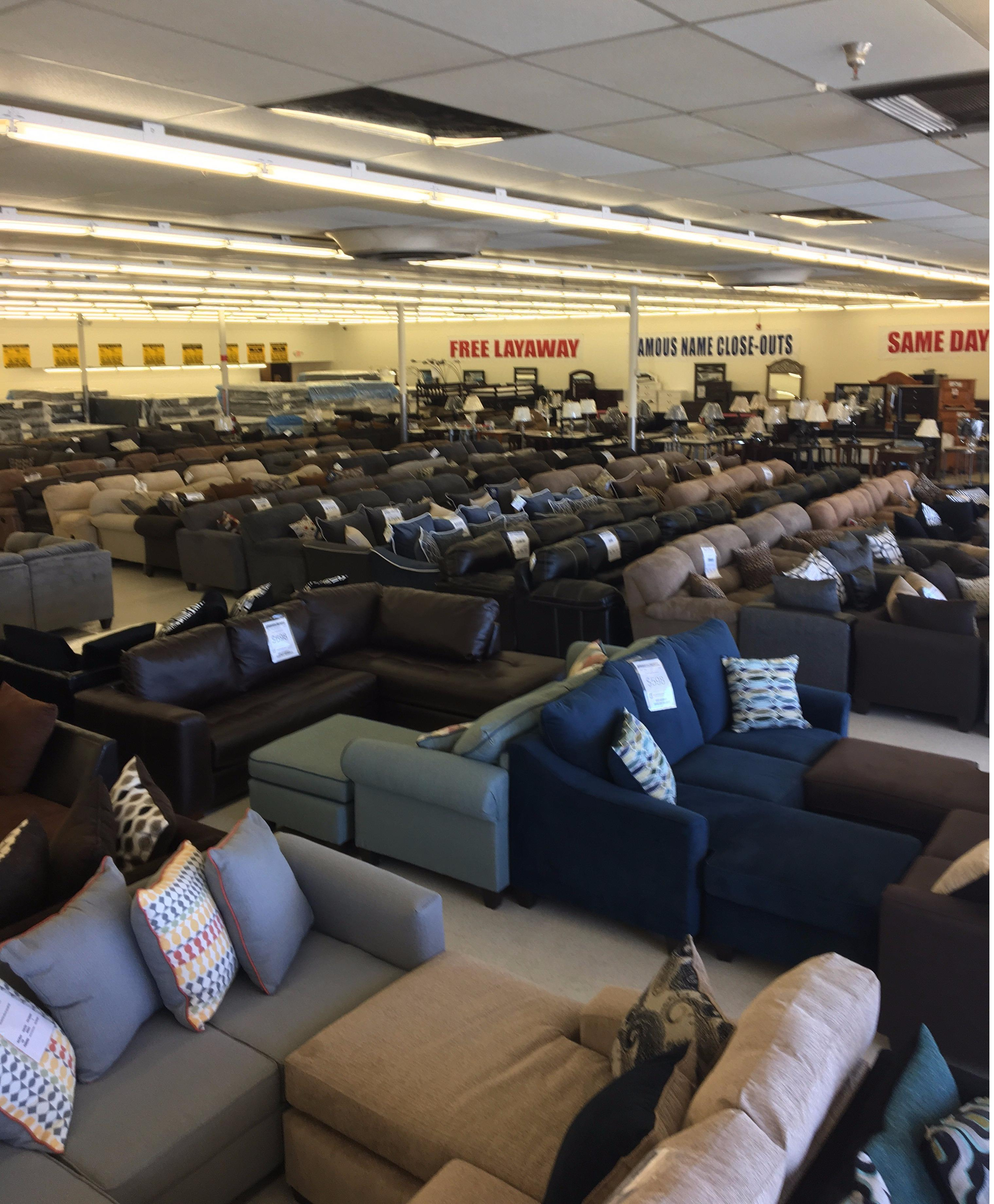 Furniture Stores Near Me With Layaway American Freight Furniture And Mattress 2600 Anderson Rd