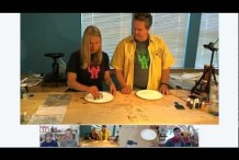 Maker Camp: Paper Marbling with Dale Dougherty