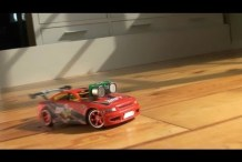 Drifting Robot Car – The Latest in Hobby Robotics