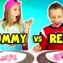 Gummy Vs Real Food 3 Racer Lt