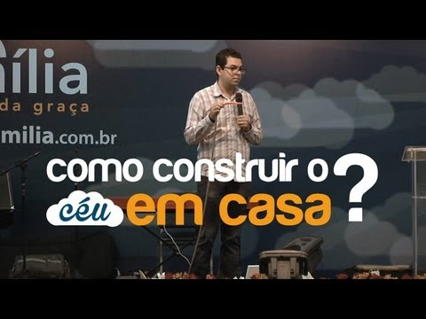 Como construir o cu em casa &#8211; Douglas Gonalves