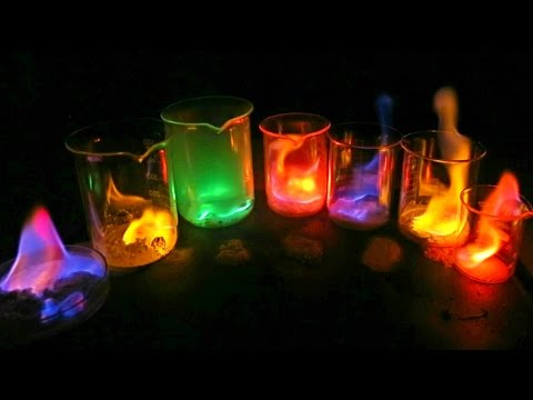 How To Make Rainbow Flame Science Experiments Rcreviewslt