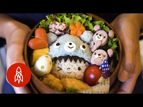These Bento Boxes Are Too Cute to Eat (Almost)