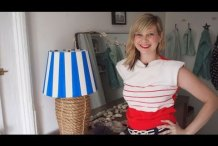 Nautical Lamp&nbsp;Re-Vamp