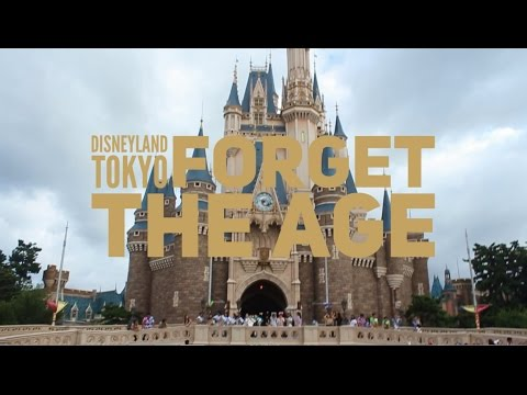 Japan Travelling Tokyo Disneyland