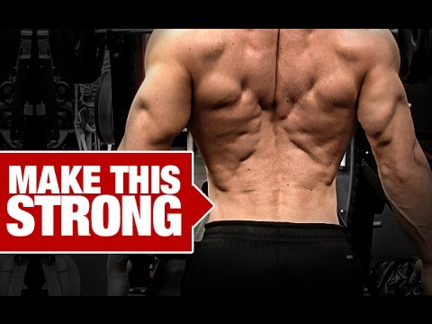 Get Rid of LOWER BACK FAT and PAIN (Must Watch for Men!) AudioManialt