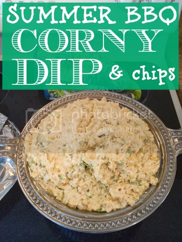 Summer BBQ Recipe | Corny Dip | Chip Dip