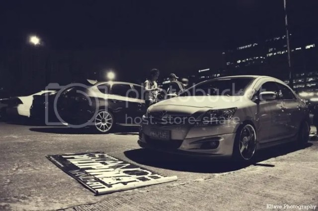 Jay Padua's Vios Stance Pilipinas Manila Fitted at Custom Pinoy Rides