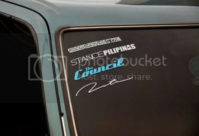 Stance Pilipinas Manila Fitted Custom Pinoy Rides pic8