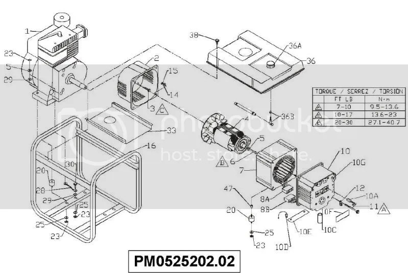Engine Generator Dis-assembly Impossible! - HobbyTalk