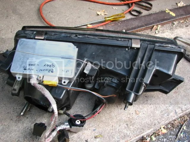 d2s ballast wiring diagram denso diy ds ballast to ds bulb adapter