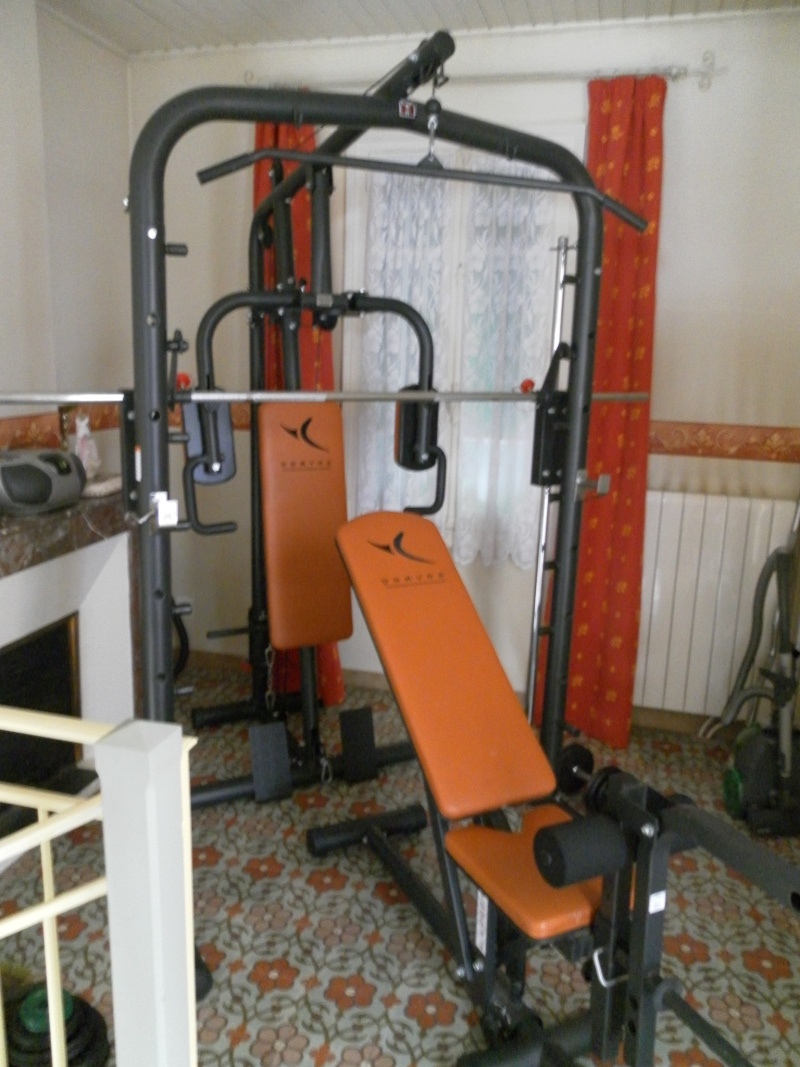 Ds Compact Domyos Occasion Banc Musculation Compact Banc De Musculation Tunturi Wb40 Compact