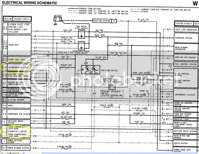 mazda premacy user wiring diagram