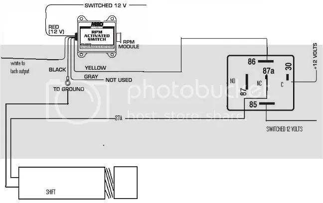 msd 8950 wiring diagram