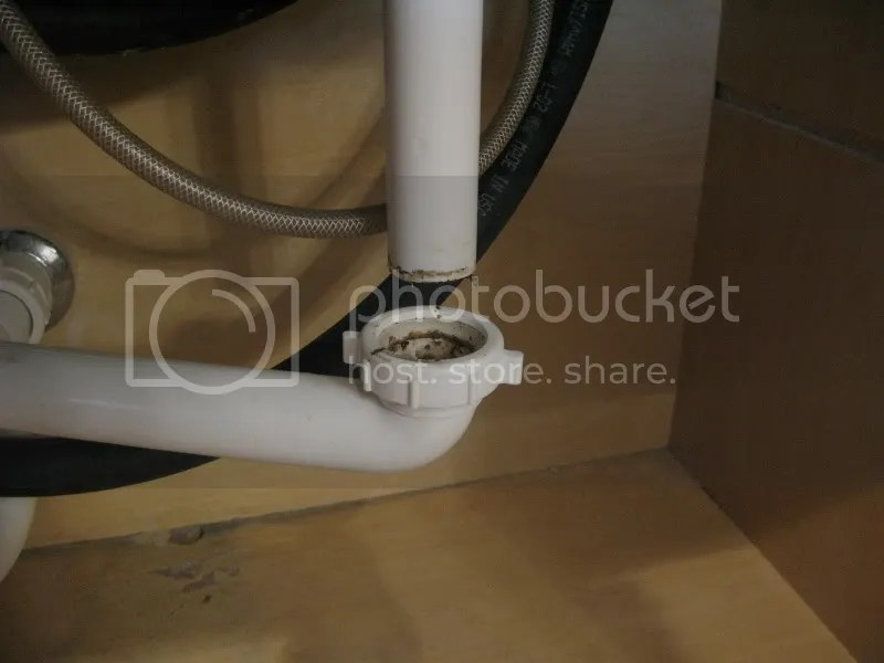 Leak Under Kitchen Sink Plumbing Diy Home Improvement