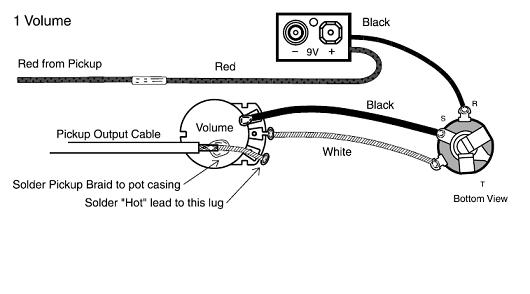 ERNIE BALL WIRING DIAGRAM - Auto Electrical Wiring Diagram