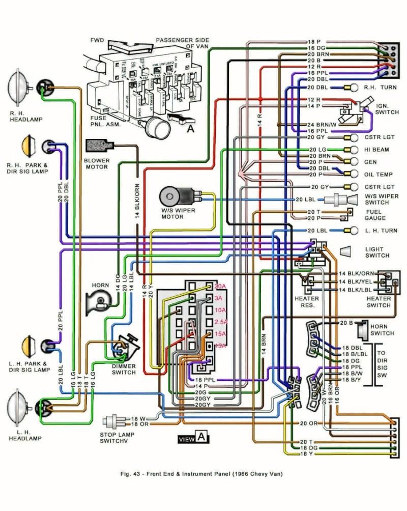 jeep cj5 dash wiring