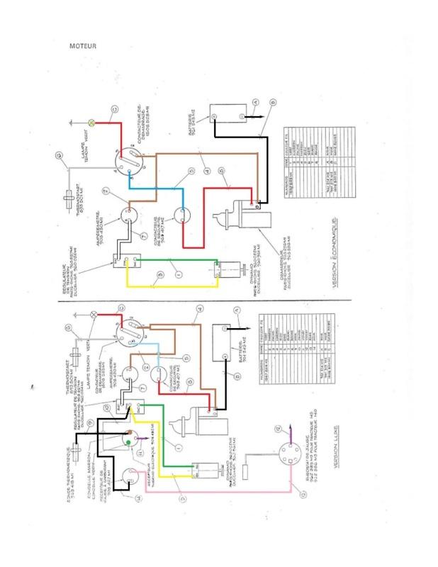 Schema Electrique Massey Ferguson 35
