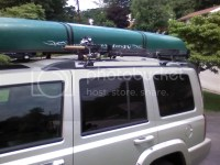 Roof Rack Fishing Rod Mounts - Page 2 - Jeep Cherokee Forum