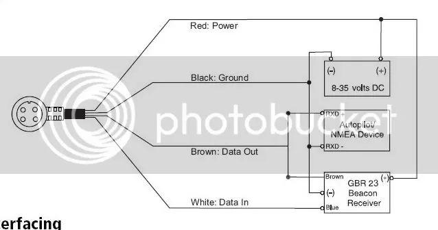 nmea wiring diagram