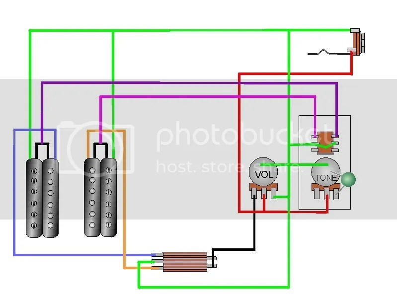 Coil Tap Switch Wiring Diagram - Just Wiring Data