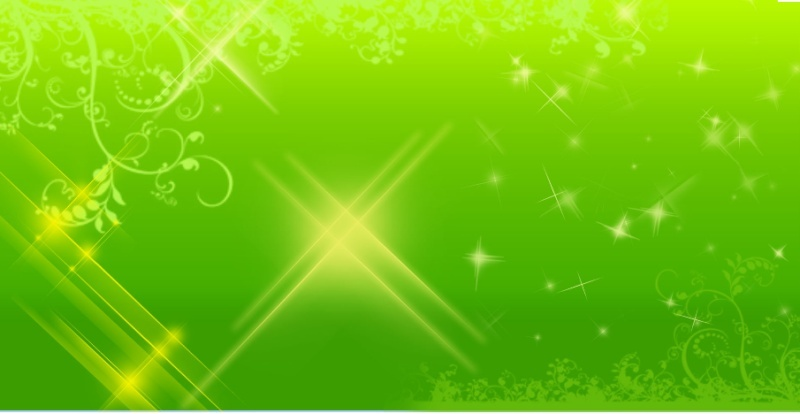 Green Nature Flwoers Background Wallpaper green nature flwoers - nature powerpoint template