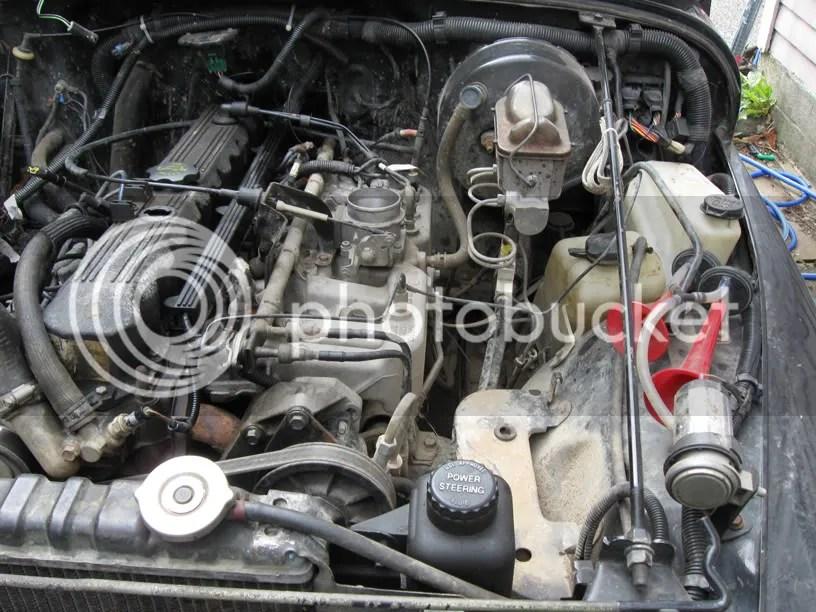 95 Jeep Wrangler Heater Hose Diagram