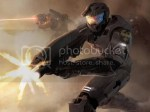 Halo Master Chief Shooting