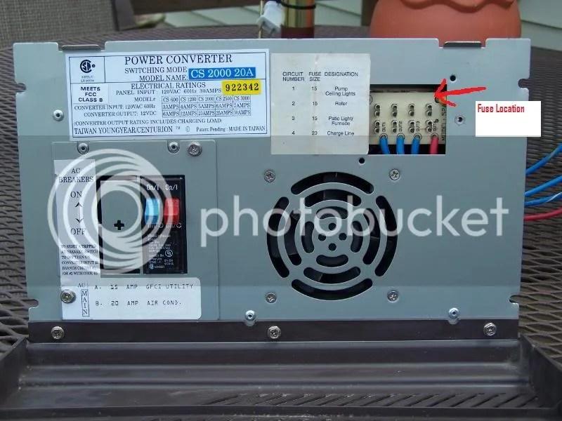 AC electric problem PopUpPortal