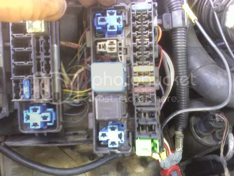 Battery and Fusebox Wiring - Zilvianet Forums Nissan 240SX