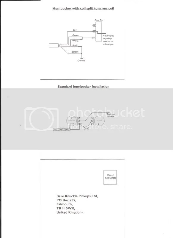 Rig-Talk \u2022 View topic - Bare Knuckles wiring diagram???
