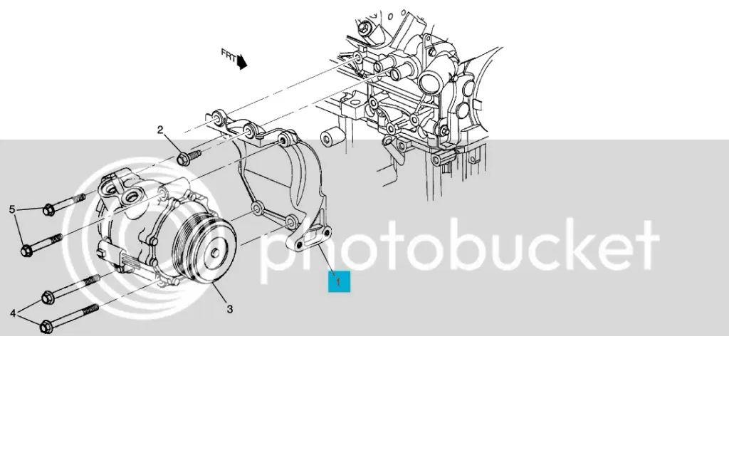 05 trailblazer a c compressor Schaltplang