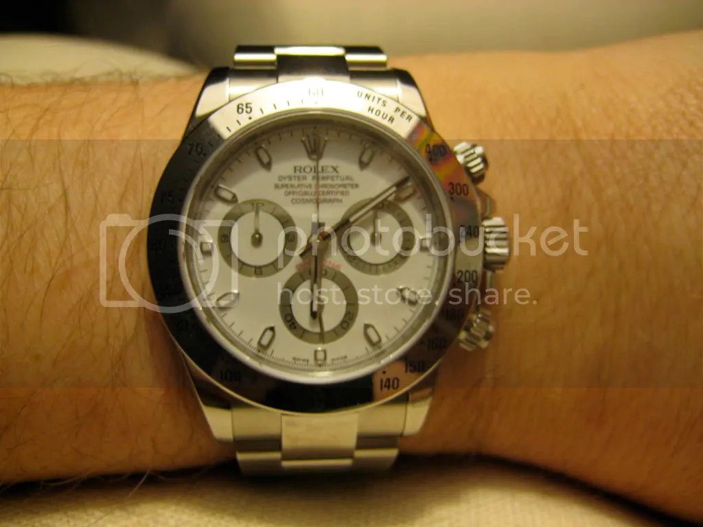 Rolex Second Hand Daytona Chrono Second Hand Alignment Question Rolex Forums