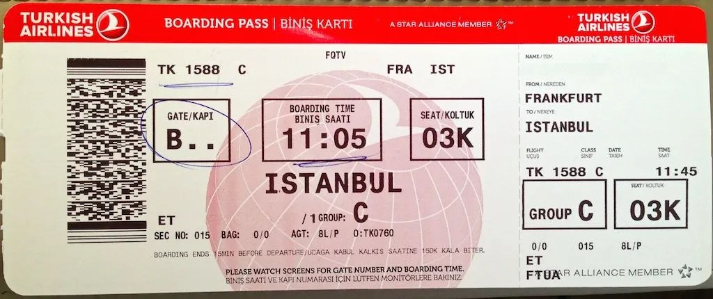 Turkish Airlines Widen Your World Airlinersnet