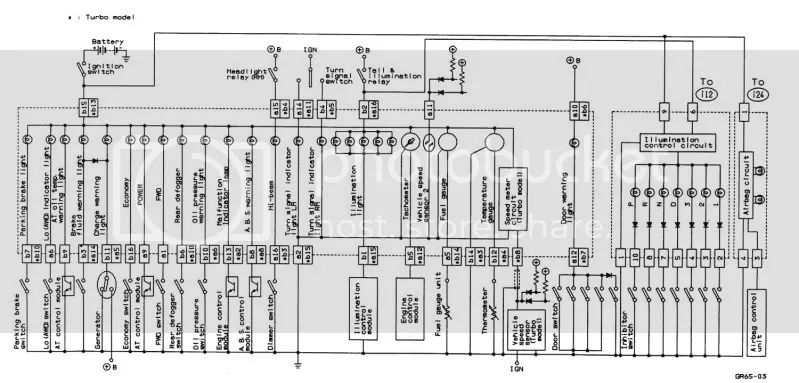 wrx gc8 wiring diagram