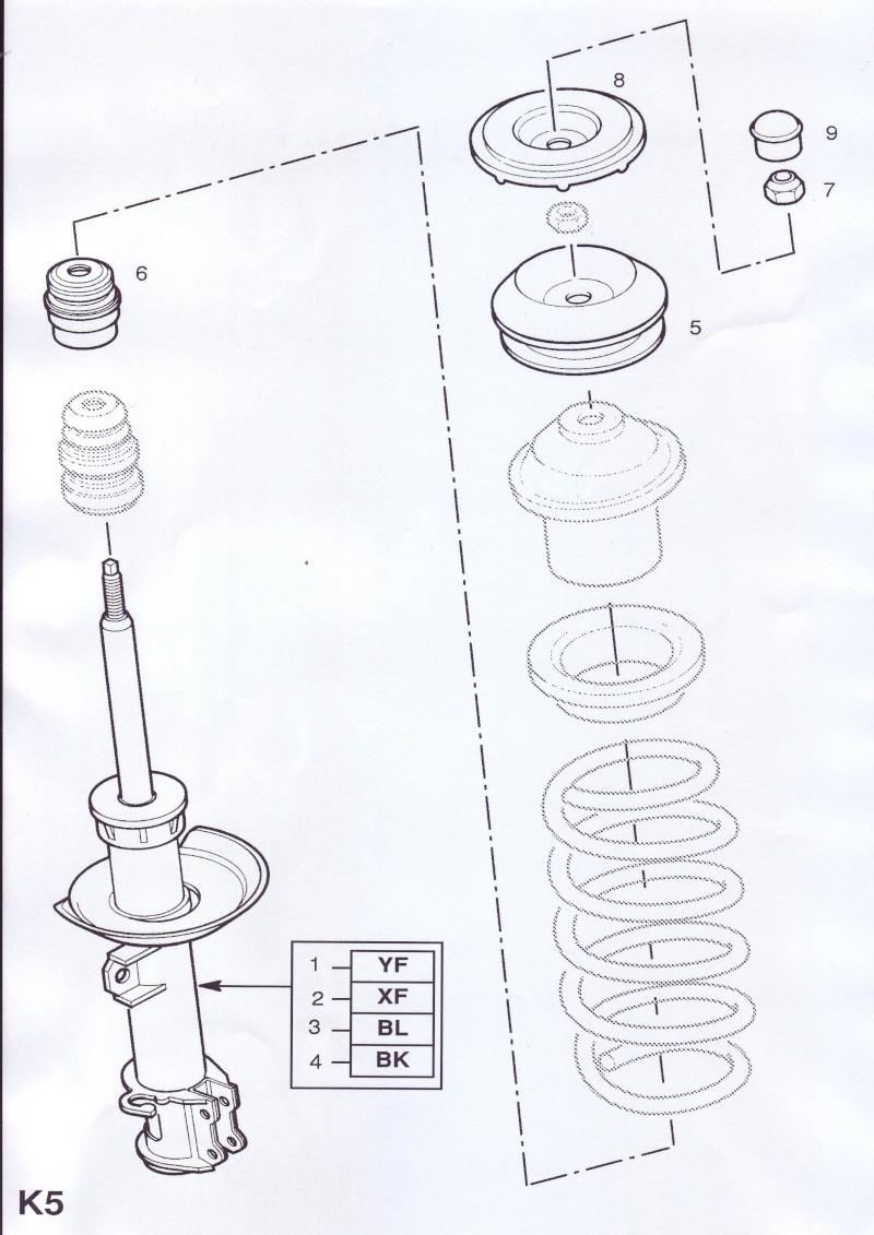 Schaltplan Corsa B Tacho