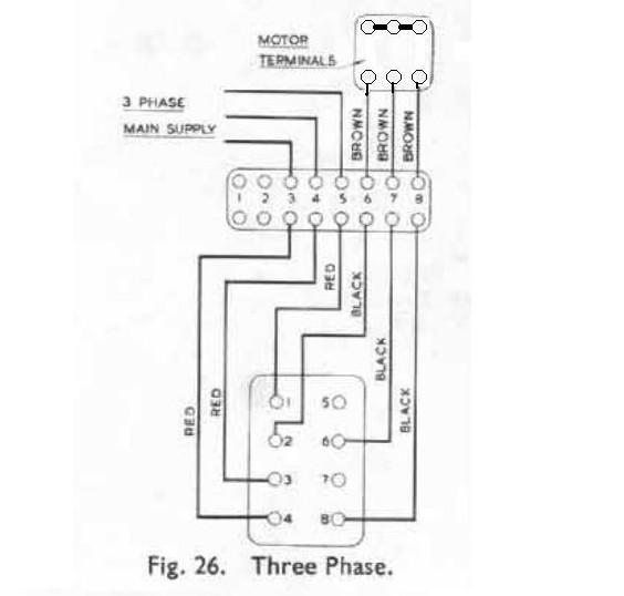 renault schema cablage moteur triphase
