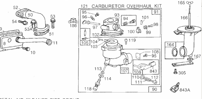 briggs and stratton 11 hp wiring diagram