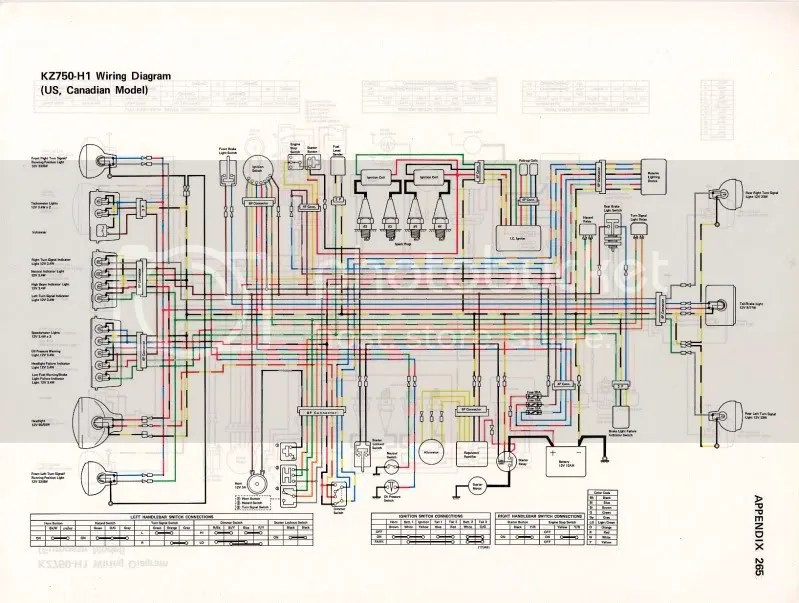 Kz900 Wiring Diagram - Wiring Diagram Write