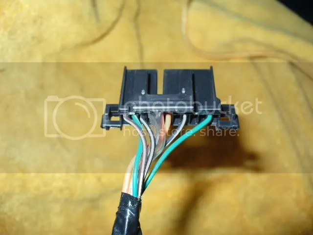 factory cd changer wire harness - where to buy one? - CorvetteForum