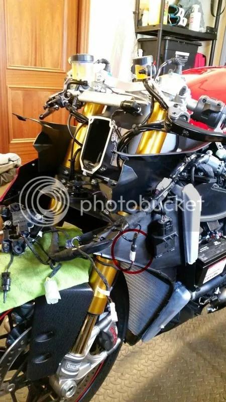 1299- Where\u0027s the GPS Power Plug?? - Ducati Forum