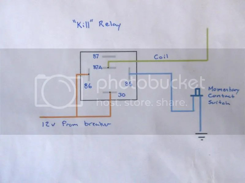 Relay schematics 4 U