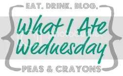 WIAWbutton What I Ate Wednesday